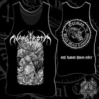 Nargaroth - Anti Human Khaos Order - Wifebeater/Mens-Tank Top