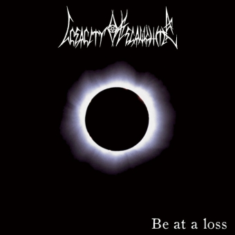 Insanity of Slaughter - Be at a Loss - CD