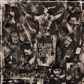 Whiskey Ritual - Blow with the Devil - DigiCD