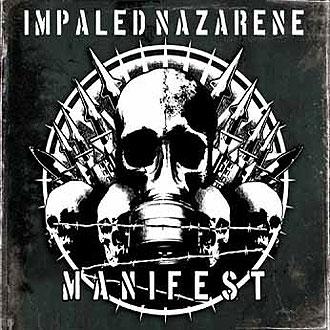 Impaled Nazarene - Manifest - CD