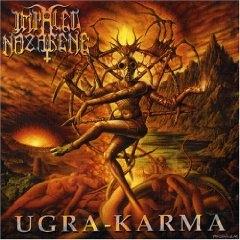 Impaled Nazarene - Ugra-Karma - CD