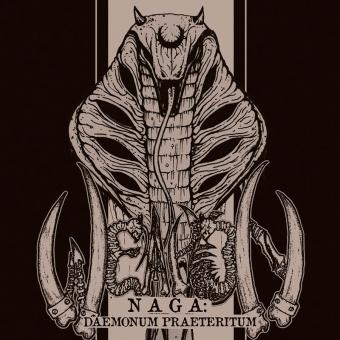 Weapon - Naga: Daemonum Praeteritum - CD