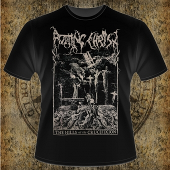 Rotting Christ - The Hills of the Crucifixion - T-Shirt