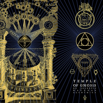 Temple of Gnosis - De Secretis Naturae Alchymica - CD