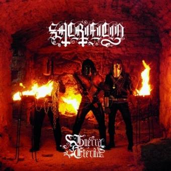 Sacrificio - Guerra eterna - CD