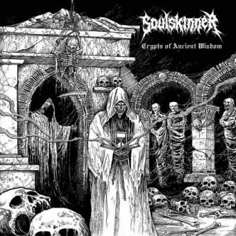 Soulskinner - Crypts of Ancient Wisdom - LP
