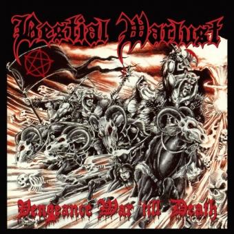 Bestial Warlust - Vengeance War till Death - DigiCD