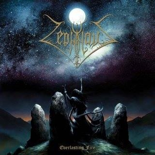 Zephyrous - Everlasting Fire - CD