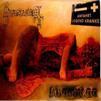 Grausamkeit / Khaomega - Anfahrt Liegend Kranke - CD