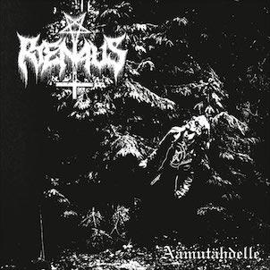 Rienaus - Aamutähdelle - LP