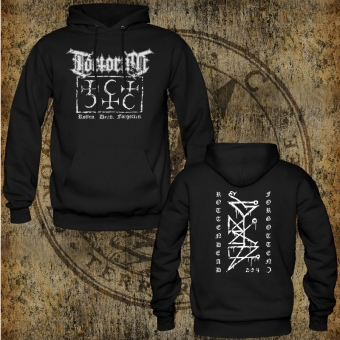 Tortorum - Rotten. Dead. Forgotten. - Hooded Sweatshirt