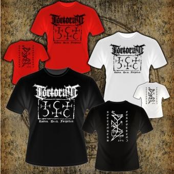 Tortorum - Rotten. Dead. Forgotten. - T-Shirt