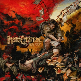 Hate Eternal - Infernus - DigiBox-CD