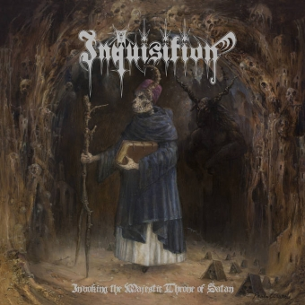 Inquisition - Invoking the Majestic Throne of Satan - DigiCD