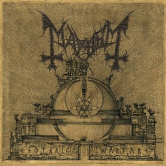 Mayhem - Esoteric Warfare - DigiCD
