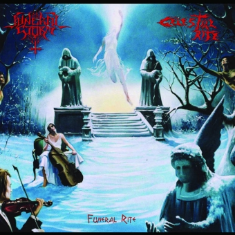Funeral Storm / Celestial Rite - Funeral Rite - Split-MCD