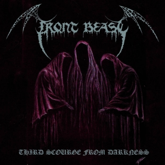Front Beast - Third Scourge From Darkness - CD