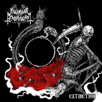 Burial Hordes - Extinction - MCD