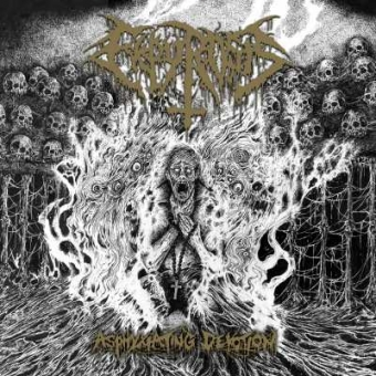 Ekpyrosis - Asphyxiating Devotion - CD