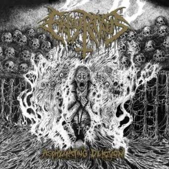 Ekpyrosis - Asphyxiating Devotion - CD