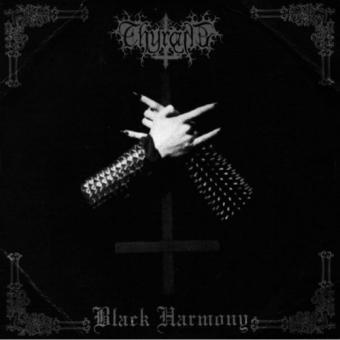 Thyrane - Black Harmony - CD