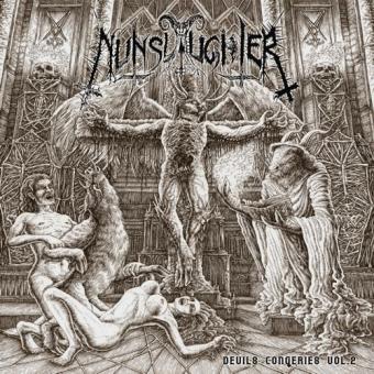 Nunslaughter - The Devils Congeries Vol. 2 - DLP