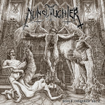Nunslaughter - The Devils Congeries Vol. 2 - D-CD