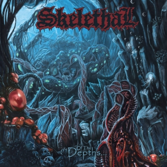 Skelethal - Of The Depths... - CD