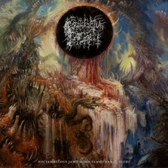 Prosanctus Inferi - Noctambulous Jaws Within... - CD