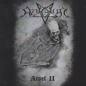 Azaghal - Arvet II - CD