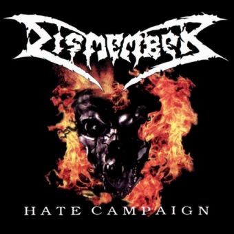 Dismember - Hate Campaign - Digipak CD