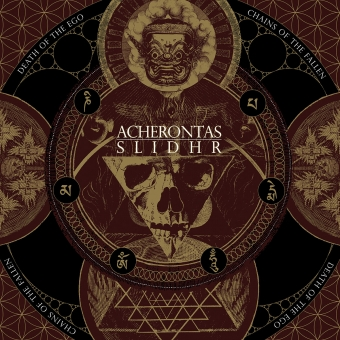 Acherontas / Slidhr - Death Of The Ego / Chains of the Fallen - LP