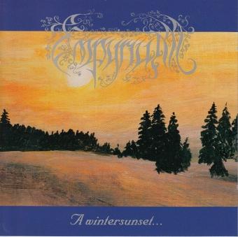 Empyrium – A Wintersunset... - CD