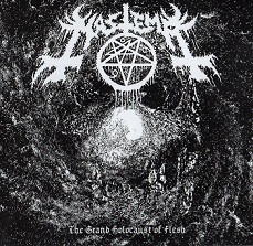 Mastema - The Grand Holocaust of Flesh - CD