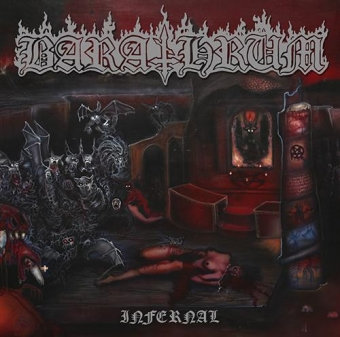Barathrum - Infernal - CD