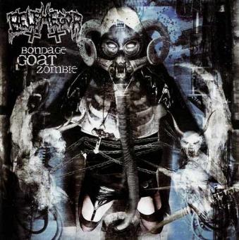 Belphegor - Bondage Goat Zombie - CD