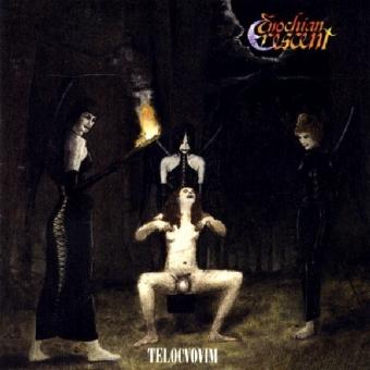 Enochian Crescent -  Telocvovim - CD