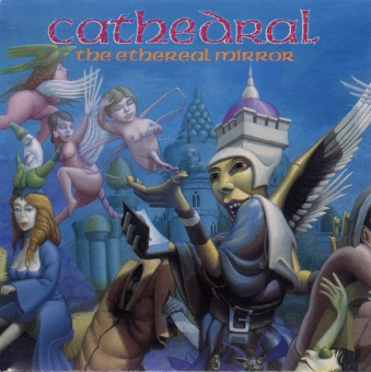 Cathedral - The Ethereal Mirror - CD