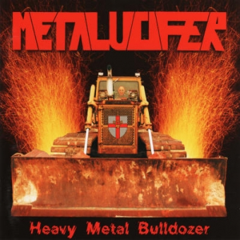 Metalucifer - Heavy Metal Bulldozer (Teutonic Attack) - CD