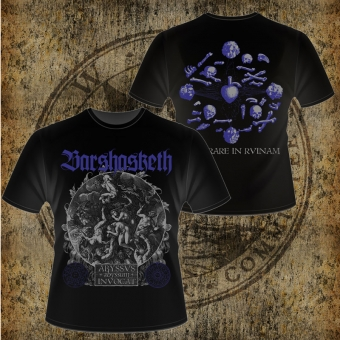 Barshasketh - Abyssus + Abyssum + Invocat - T-Shirt