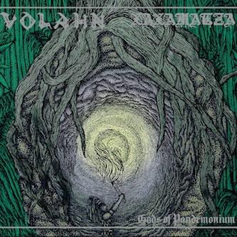 Volahn / Xaxamatza - Gods of Pandemonium - Digipak CD