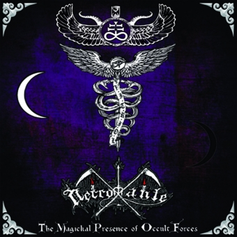 Necromante - The Magickal Presence... - Digipak CD