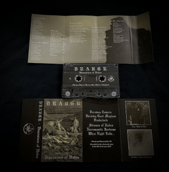 Draugr - Dimensions of Hades - Pro-Tape