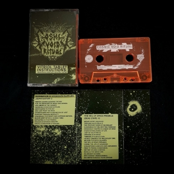 Cosmic Void Ritual - Vitriol Tablet Instructions.. - Pro-Tape