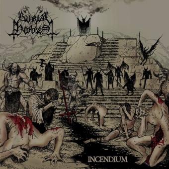 Burial Hordes - Incendium - DigiCD