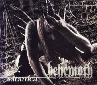Behemoth - Satanica - CD