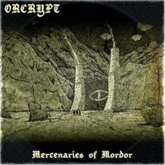Orcrypt - Mercenaries of Mordor - CD