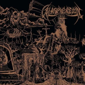 Blasphereion - Rest in Peace - LP
