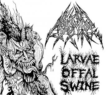 Abhomine - Larvae Offal Swine - Digipak CD
