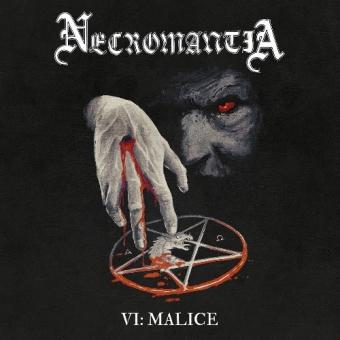 Necromantia - IV Malice - CD